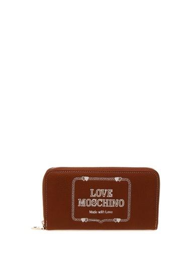 Love Moschino Cüzdan Camel